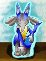 Watch the Power of Aura by lucario321
