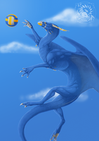 Volleyball by AverrisVis