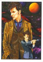 The 10th Doctor by Hognatius