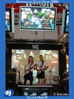 Guitar Hero II by iFab