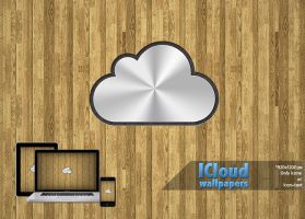 ICloud Wall by MathieuBerenguer