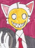 MR.Smiley by HELLISH-Werewolf