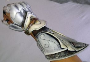 High Elf Gauntlet...WIP Update by Valimaa