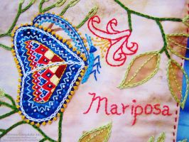 Mariposa by piesn