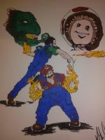 Super Mario War Time by duplicity6