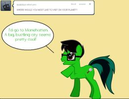 Ask Kidder and Friends: Visiting by mariokidd319