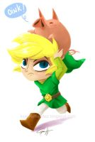 Link by lujus