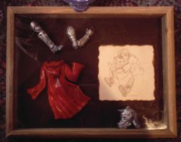 Elric Shadowbox by Smitkins