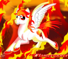 Flamerunner by Cloclo2388