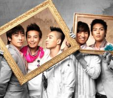 BIGBANG Colorsplash by VongolaRain