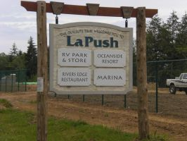 You Are Now Entering LaPush by Neko234