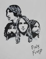 Pink Floyd by Thymetenor