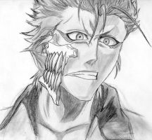 Grimmjow by Crazybandit1