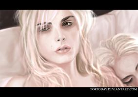 Andrej Pejic by TokioDay