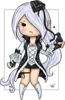 chibi luv by MistressAilyia