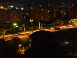 The Night by sparcosk