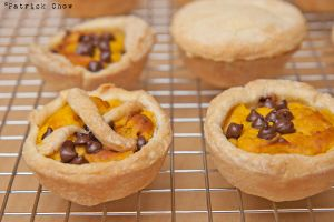 Pumpkin tarts 4 by patchow
