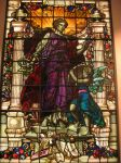 Stained Glass stock 3 by Random-Acts-Stock