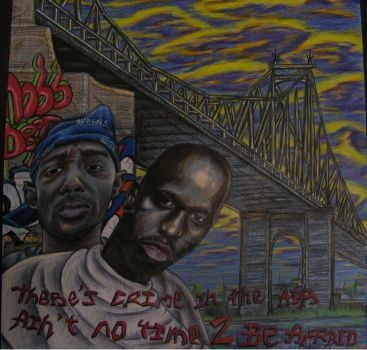Mobbdeep explore mobbdeep on deviantart for Nas mural queensbridge