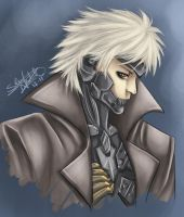 Raiden: MGSR by Silent-Neutral