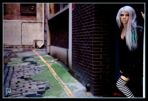 Dark alley by DreamPhotographySyd