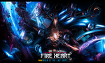 Fire Heart by Sarkham
