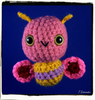 Silly Little Love Bug by TheJunkShoppe