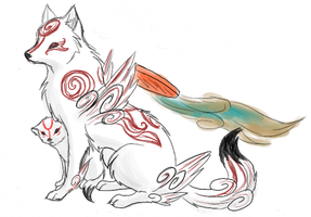 Okamiden by Tundris