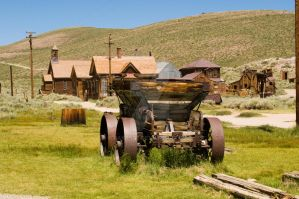 Bodie Ghost Town by Rayroze