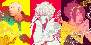 One Punch Man by dr-jiin