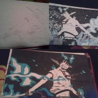 Rin Okumura - Two Steps and an Extra by RingaStingoFrodo
