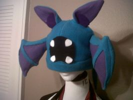 Zubat Hat by Tyerva-Sama