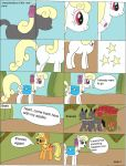 Comic MLP 1 page 4 by Mast88