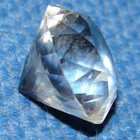 Diamond Cut Crystal Gemstone 3 by FantasyStock