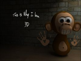 Why I love 3d :D by vozzz