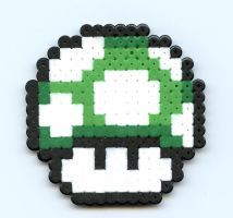 1up Mushroom by Frost-Claw-Studios