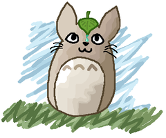 My Neighbor, Totoro by The-Padfoot