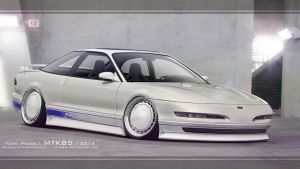 Ford Probe by MTK85