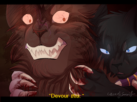 Devour THIS by CascadingSerenity