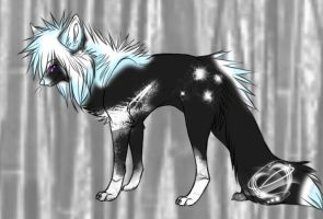 Lo-adoptable wolf 24 by LynxHeart