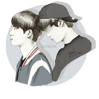 Kaisoo by seetwopm