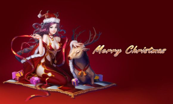 Merry Christmas by joinjump