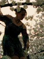 Angel in Blossom by OR7ON