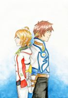 Tales of Zestiria by Nocturea