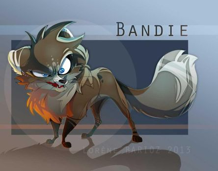 Bandie, summer style by Dragibuz