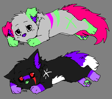 puppies for points 9-closed- by mist-no-heart