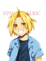 Mr.Edward Elric by Aurellien