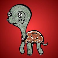 Frank the turtle by GG-lover