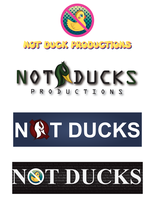 Not Ducks Logos 1 by belovedharmony