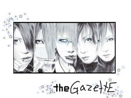 the GazettE by joan-nez